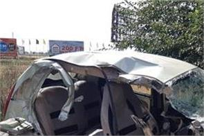 sirhind road car death patiala road accident