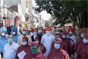 corona virus  department of health  screening