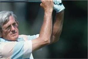 former professional golfer sanders passed away