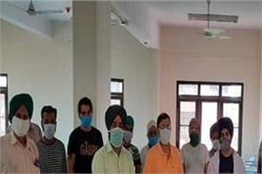 shri hazur sahib  screening  health department  amritsar