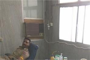 punjab police  pregnant women  police station  sangrur
