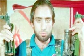 encounter in sopore  jem terrorist nawab dar killed