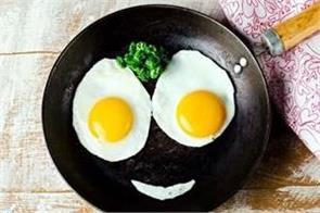 eating 3 to 6 eggs a week will keep the heart healthy