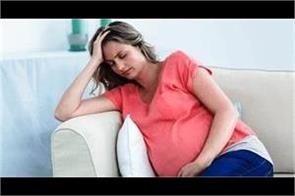 depression during pregnancy affects on child