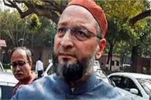 owaisi  s twitter attack on pm  s   diya appeal