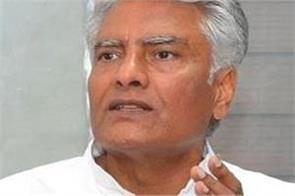 government of punjab  corona crisis  sunil jakhar