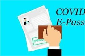 corona crisis curfew pass