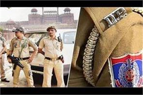 isi in response to a massive terror attack on delhi police