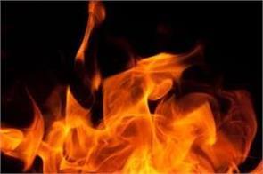 gurdwara sahib  fire