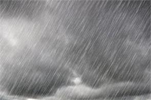 double blow to farmers due to rains and hailstorms