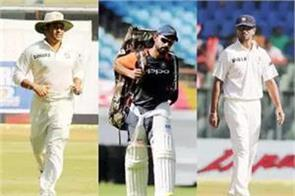 sachin and rahul dravid helped a lot rahane