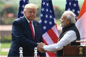 working with india to develop covid 19 vaccine  trump