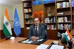 india s new permanent representative to the united nations