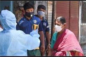 mumbai  corona patient hanged in hospital