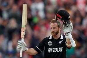 kane williamson selected player of the year for this performance