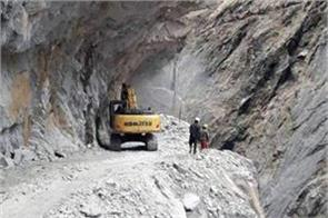 nepal  s arbitrariness  road work resumed after 12 years