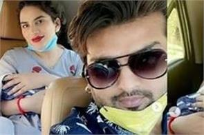 first time yuvraaj hans shares pictures of mansi sharma   son hredaan