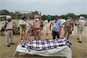 youth murder in village