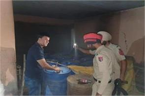 illegal liquor recovered in patiala