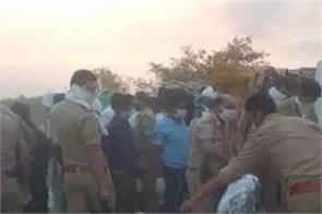 24 labour died in auraiya accident