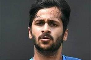 bcci unhappy with shardul thakur starting outdoor training without permission