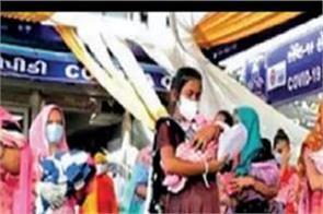 ahmedabad 172 moms newborns positive covid19