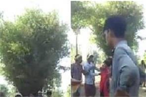 minor girl was severely beaten in gujarat
