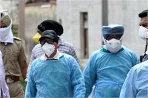 rajasthan coronavirus 6542 patients 155 people deaths