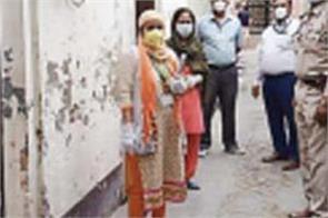 coronavirus hoshiarpur curfew patient recovered