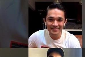 sunil chhetri referred as nepali by a user during live chat with kohli