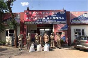 2 men arrested in khanna