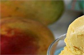 homemade mango ice cream recipe