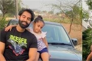 parmish verma shares his latest photos with cute kids