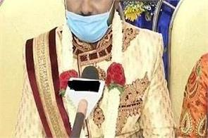 lockdown in karnataka couples wedding ceremony