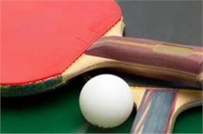 table tennis playertakema saarkar finally returns from spain on may 31