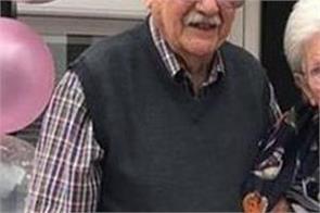 london  corona virus  elderly couple die