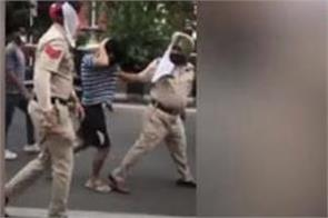 jalandhar curfew police naka boy arrested bail