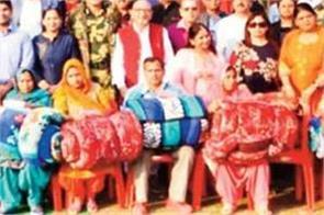 jammu and kashmir relief materials