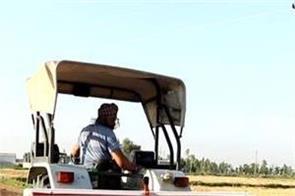 labor paddy nabha corona virus farmers