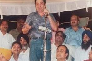 rishi kapoor campaigned in gurdaspur in 1998