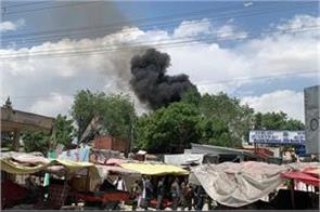15 killed after suicide blast hits afghan funeral