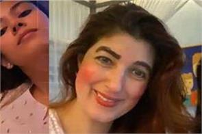 twinkle khanna gets a makeover from daughter nitara