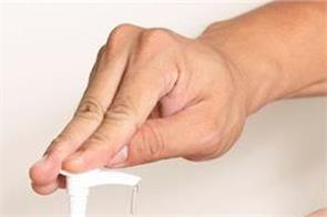 hand sanitizer can dangerous