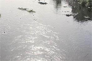 budha nala water polluted