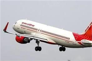 covid19  air india flight from new jersey flies back indian nationals