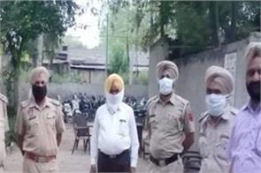 food supply officer  attack  batala