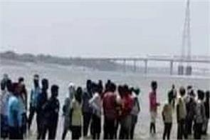 uttar pradesh ganga river 5 minors death