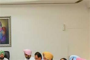 captain amarinder singh  karan avtar singh  minister