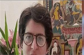 priyanka  s secretary wrote to yogi govt  said  allow buses