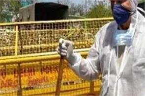 delhi police constable die of coronavirus